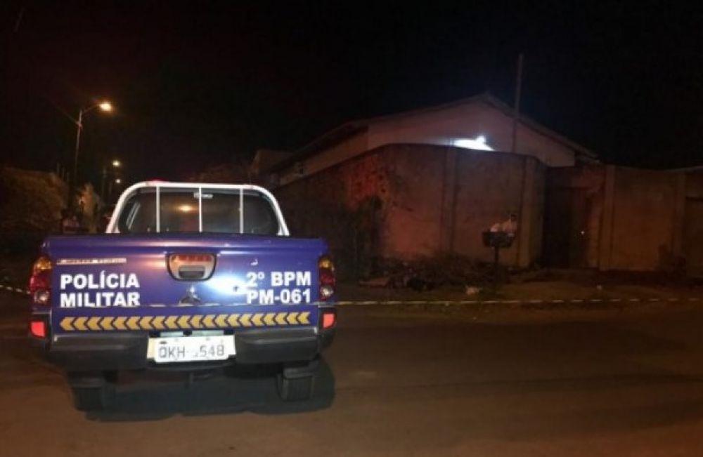 O pai do jovem informou que ele estava recebendo ameaças de morte e teria sido alertado para não sair de casa – Foto: Portal Fatos e Notícias.