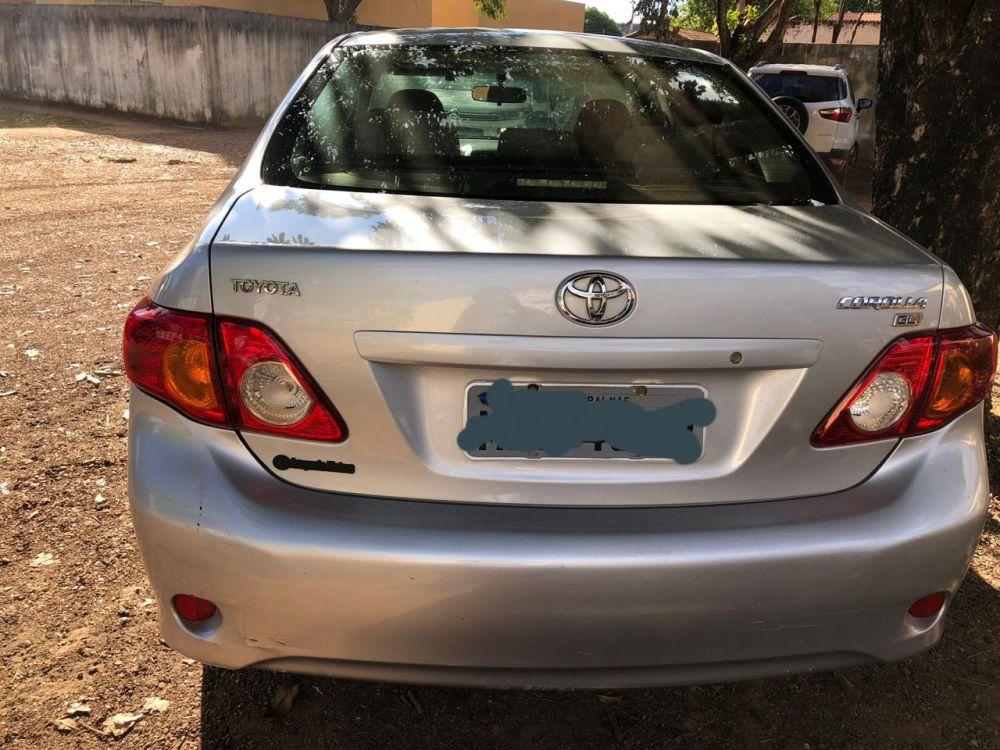 Veículo recuperado pela Polícia Civil foi entregue ao seu proprietário – Foto: Divulgação/ Polícia Civil