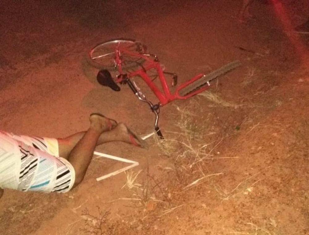 Ciclista é assassinado a tiros em via pública em Araguaína – Foto: Reprodução/Agência Tocantins