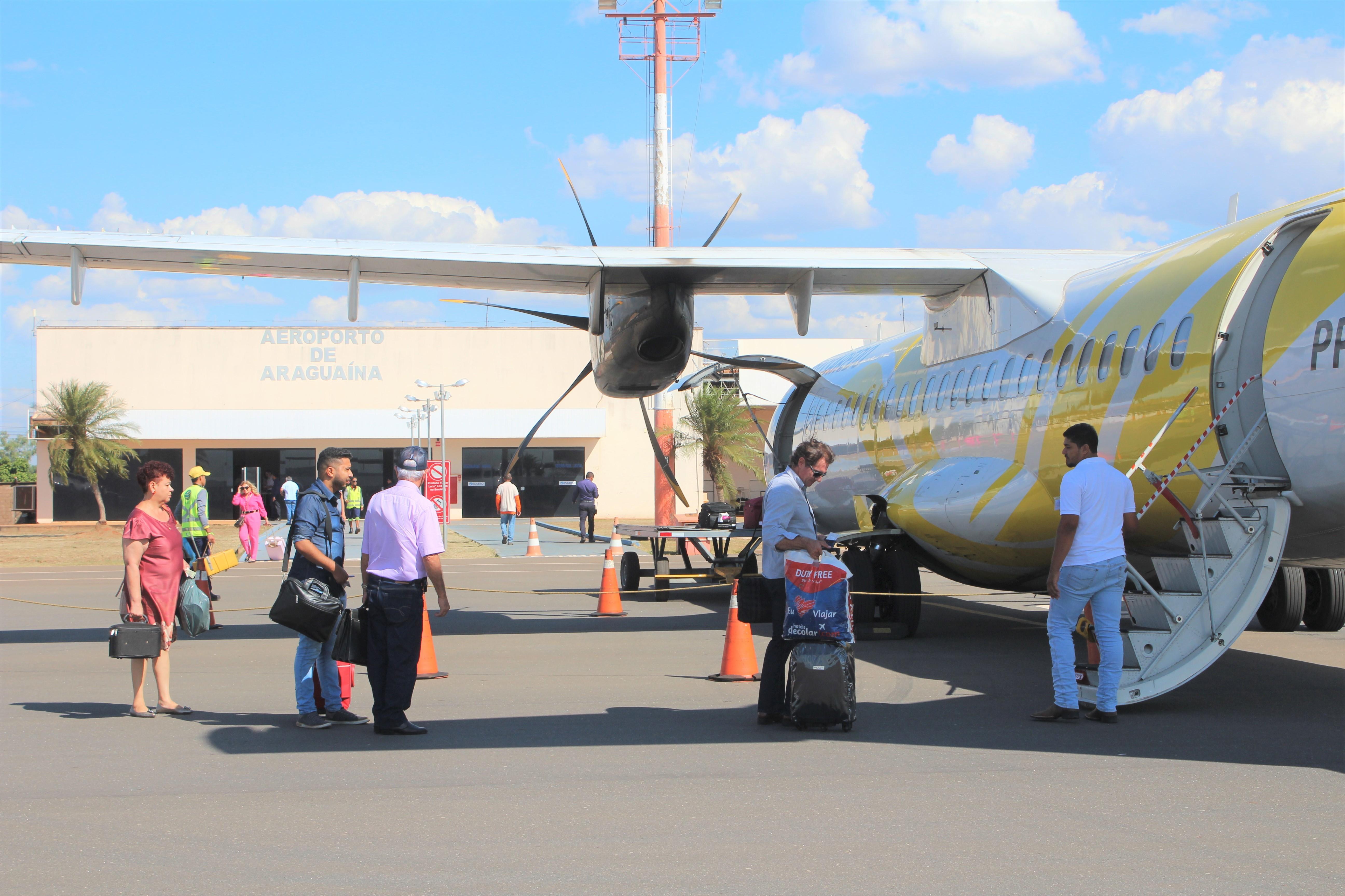 A estação meteorológica para auxiliar os pilotos a planejarem o pouso será o primeiro item de modernização do Aeroporto Municipal de Araguaína – Fotos: Marcos Sandes/Ascom