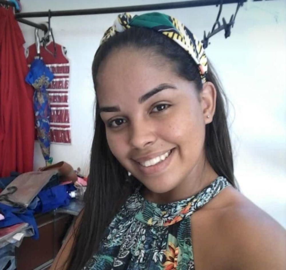 Jaqueline Rodrigues, 19 anos, assassinada a golpes de canivete – Foto: Reprodução/Agência Tocantins