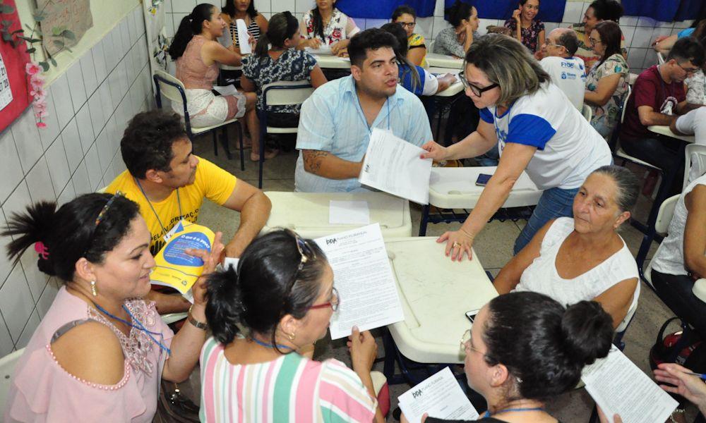 Ações foram discutidas antes da votação final – Fotos: João Di Pietro/Governo do Tocantins