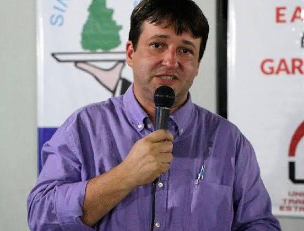 Empresário Fabiano do Vale, ex-gestor da Acipa que contraiu a dívida – Foto: Reprodução/Agência Tocantins