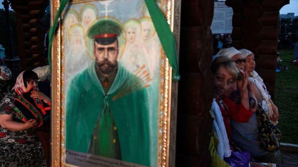 O czar é visto por alguns como 'um Cristo' Foto: Getty Images / BBC News Brasil