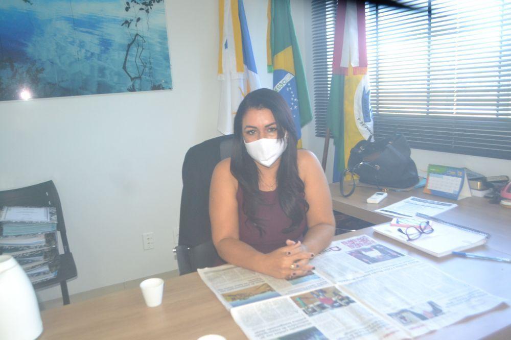Zico declarou engajamento no projeto político de reeleição da prefeita Ildislene Santana (DEM) - Foto: Edsom Gilmar / Arquivo julho 2020