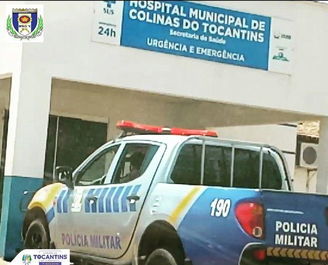 Homens são mortos pela Polícia Militar após suspeita de roubo em Colinas — Foto: Divulgação