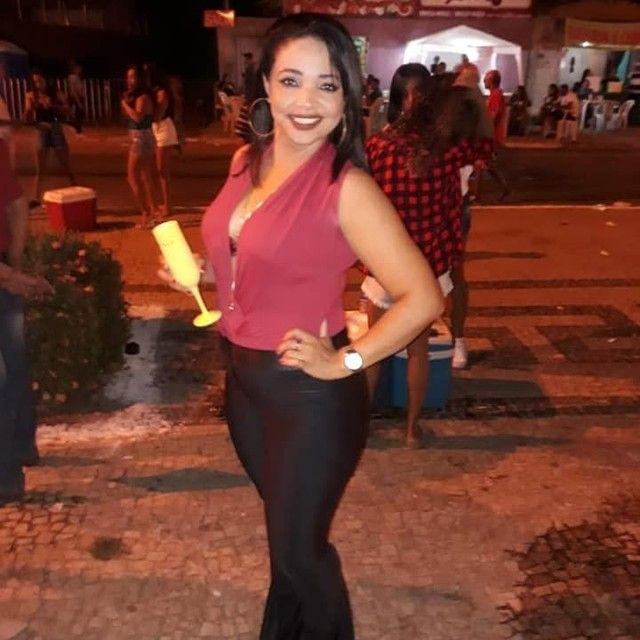 Leidiene Pacheco foi assassinada durante o assalto em Palmas — Foto: Reprodução/Facebook