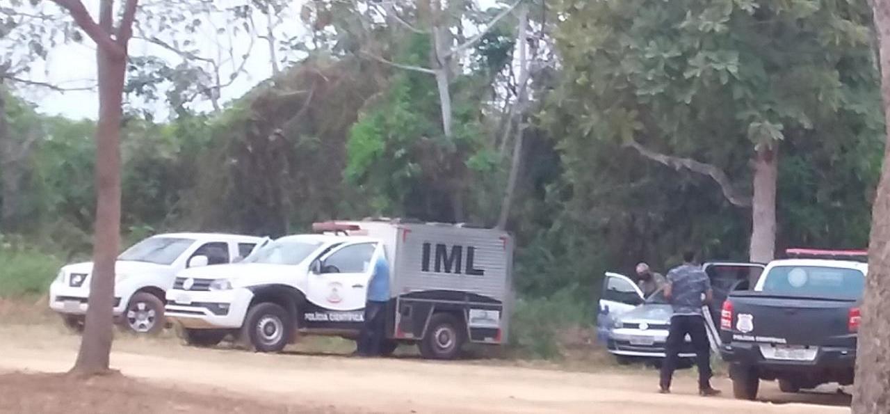Equipes da Polícia Militar estiveram no local e registraram a ocorrência - Foto: Alessandro Ferreira | Agência Tocantins