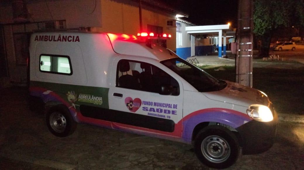 Madalena chegou a ser socorrida ainda com vida e levada para o Hospital de Divinópolis, porém ela não resistiu aos ferimentos e veio a óbito – Foto: Edson Gilmar / Agência Tocantins