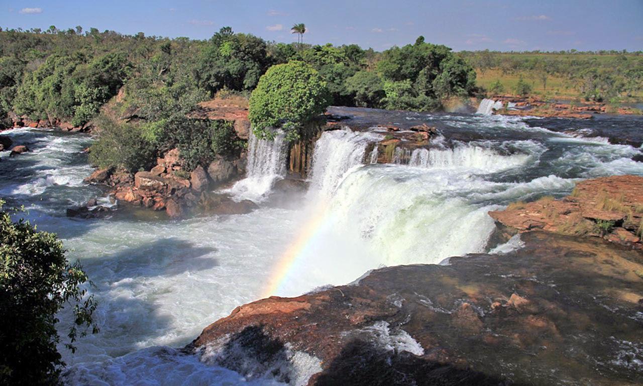 O horário estabelecido para visita às Dunas é das 7 às 11 horas e das 14 às 17 horas - Foto: Divulgação/Governo do Tocantins