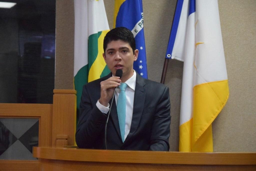 Celso assumiu interinamente o Paço Municipal em Paraíso - TO - Foto: Divulgação