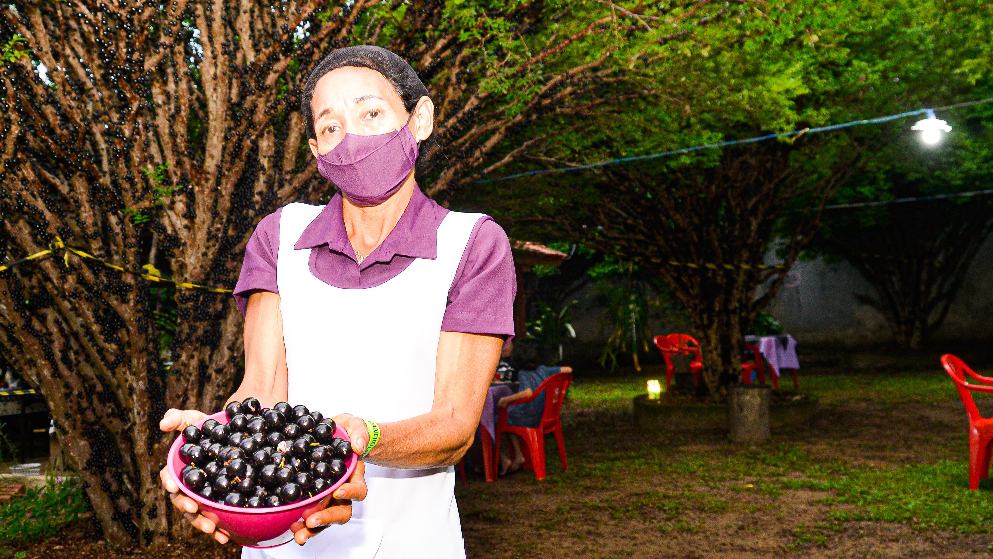2° Festa da colheita da Jabuticaba - Foto: Regiane Rocha/Prefeitura de Palmas