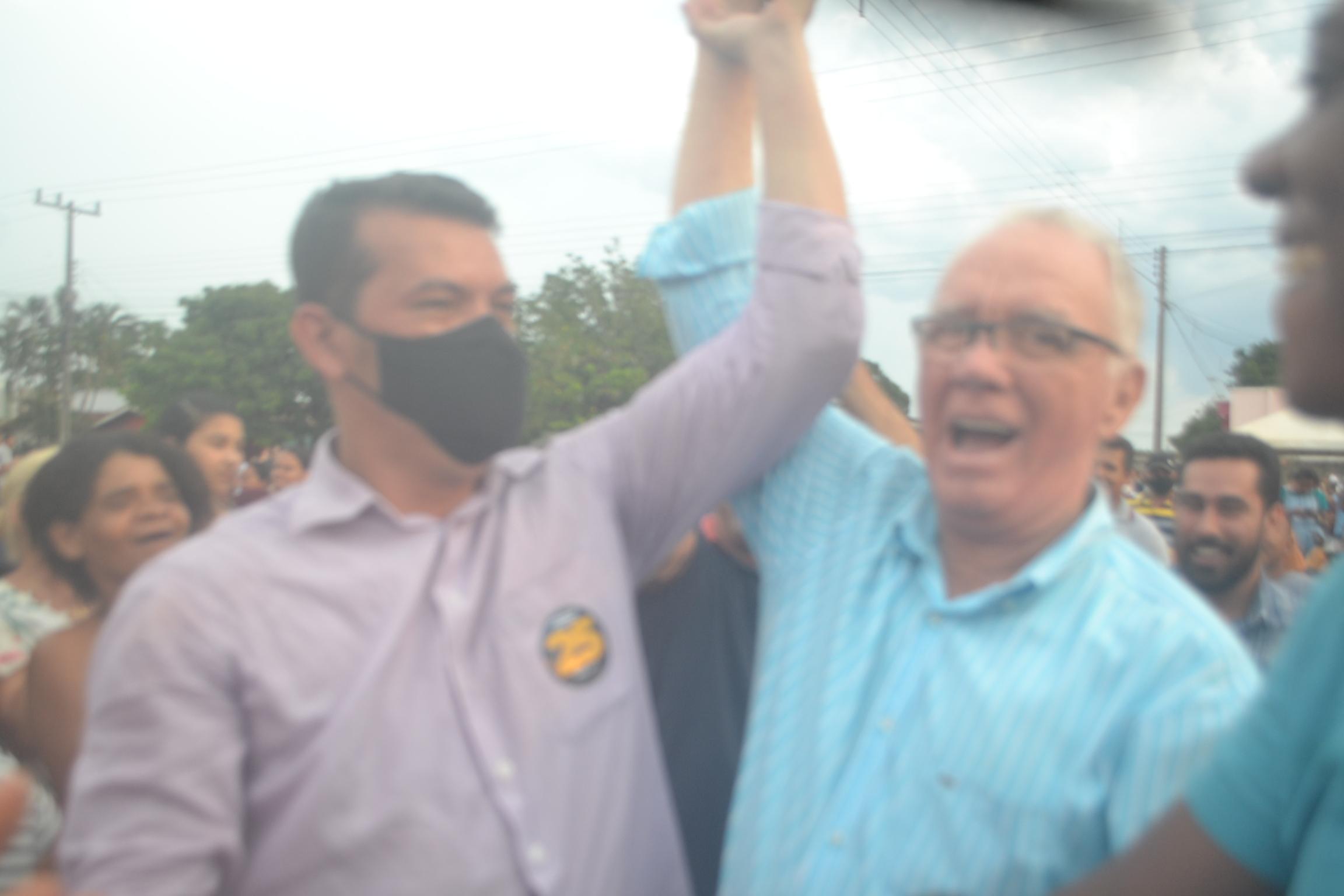 Piagem sucedeu o ex - prefeito Zé do Rui - Foto: Edsom Gilmar/Arquivo