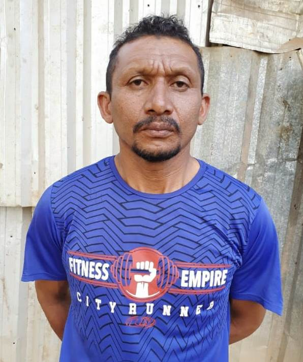 A vítima foi identificada como José Amilton Lima de Amorim, 49 anos – Foto: Reprodução/Agência Tocantins