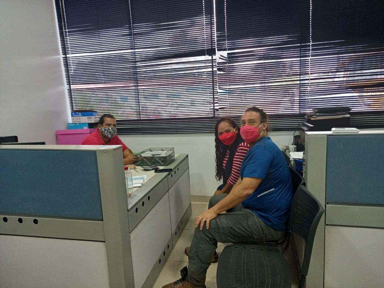 Parceria vai embasar o fortalecimento do combate as queimadas em Caseara - Foto: Divulgação