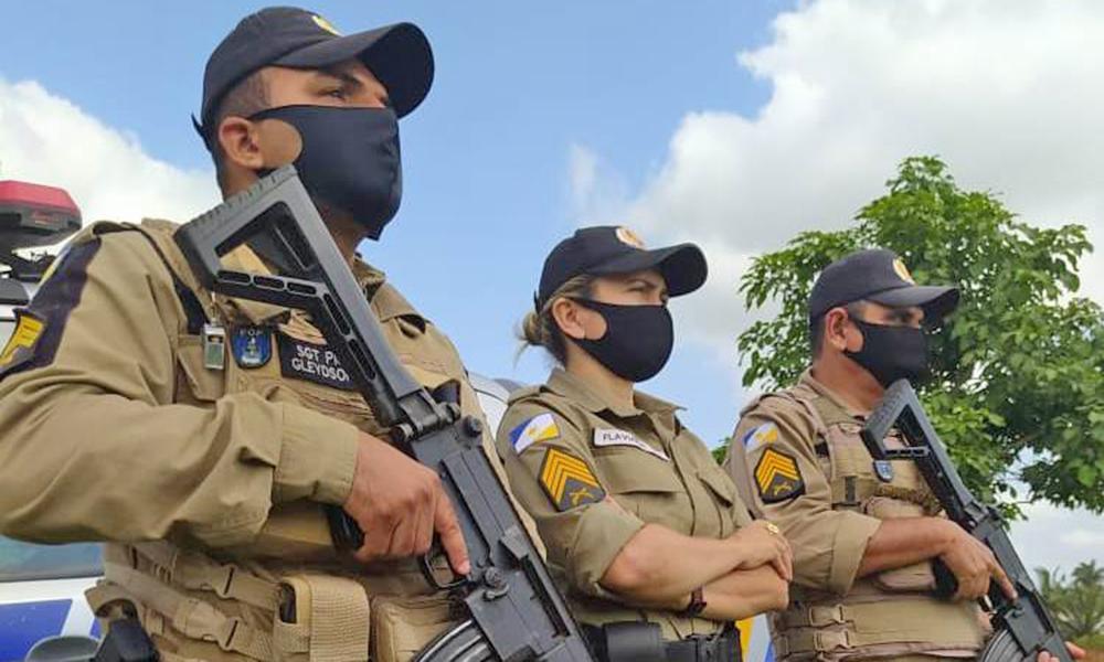 Além do status de Secretaria, nova lei garante isonomia na ascensão da carreira militar – Foto: Esequias Araújo/Governo do Tocantins