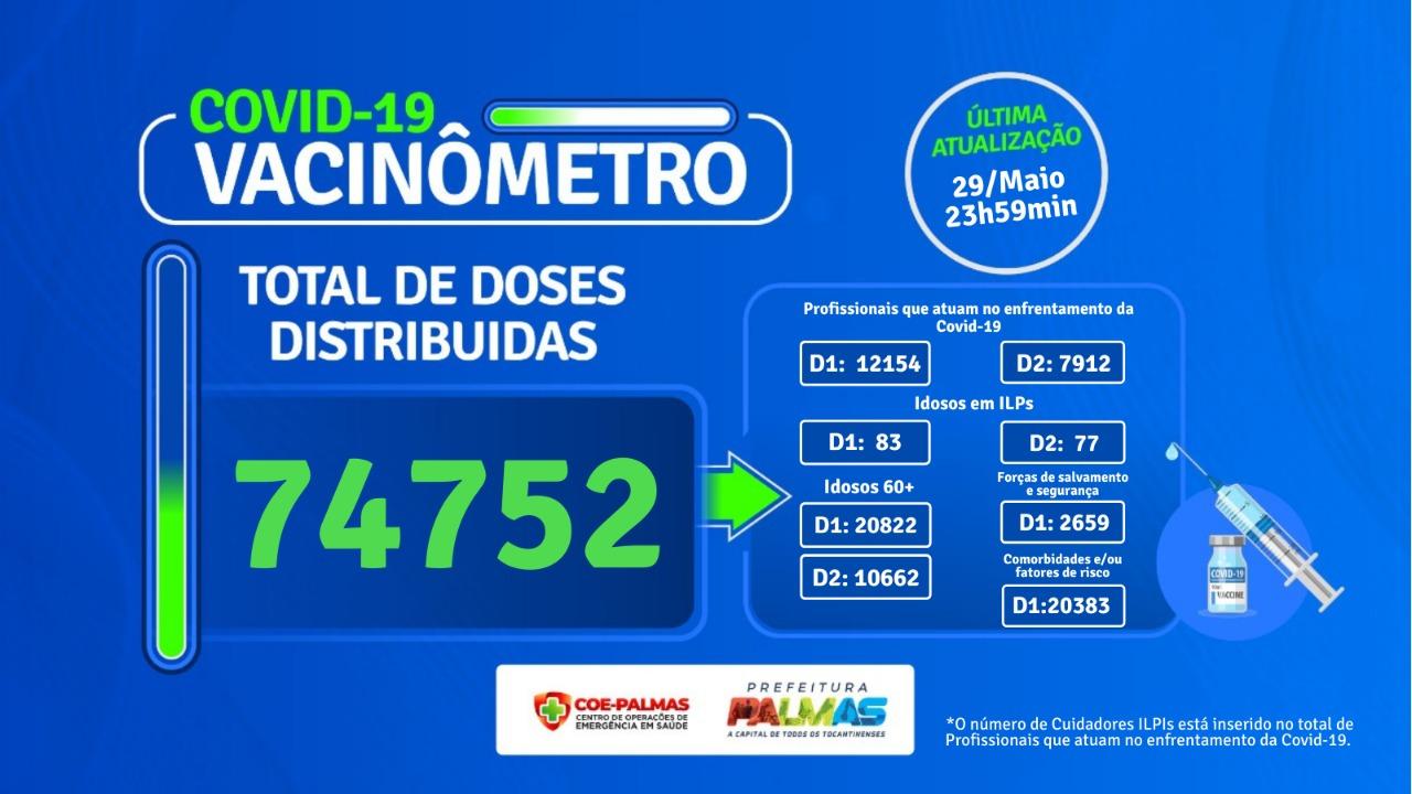 Divulgação / Prefeitura de Palmas