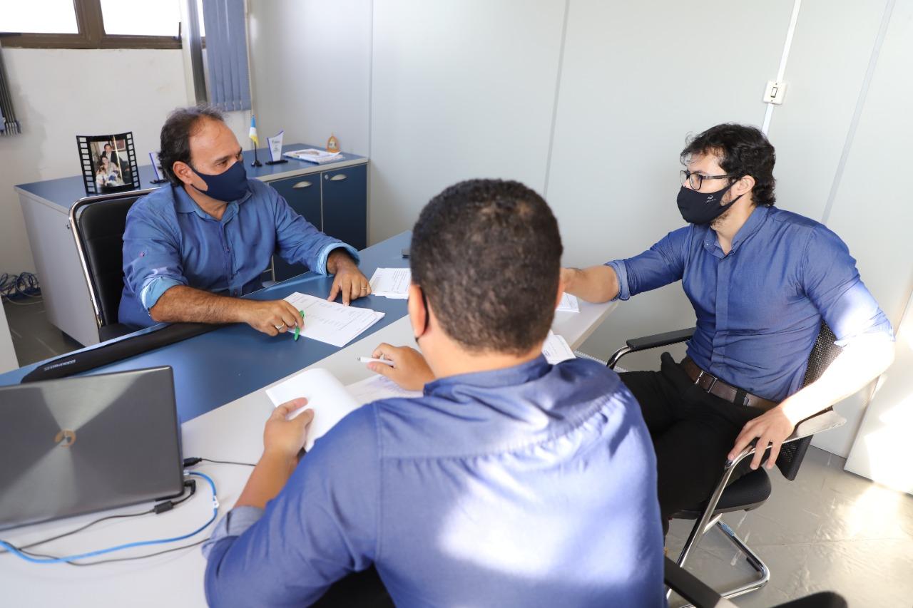 Fabiano informou ainda que gestão tem foco no cidadão e a cidade está se acostumando a largar na frente quando se trata de inovar e servir bem à população