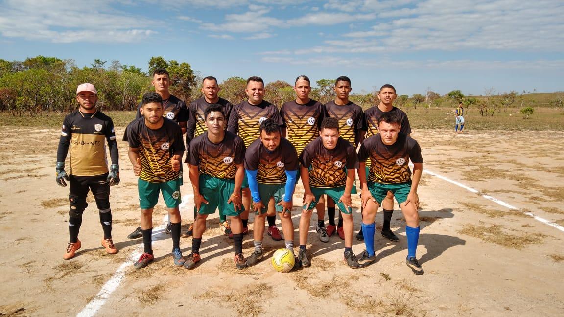 Fonseca foi a equipe que levantou a taça - Foto: Ascom/Divulgação