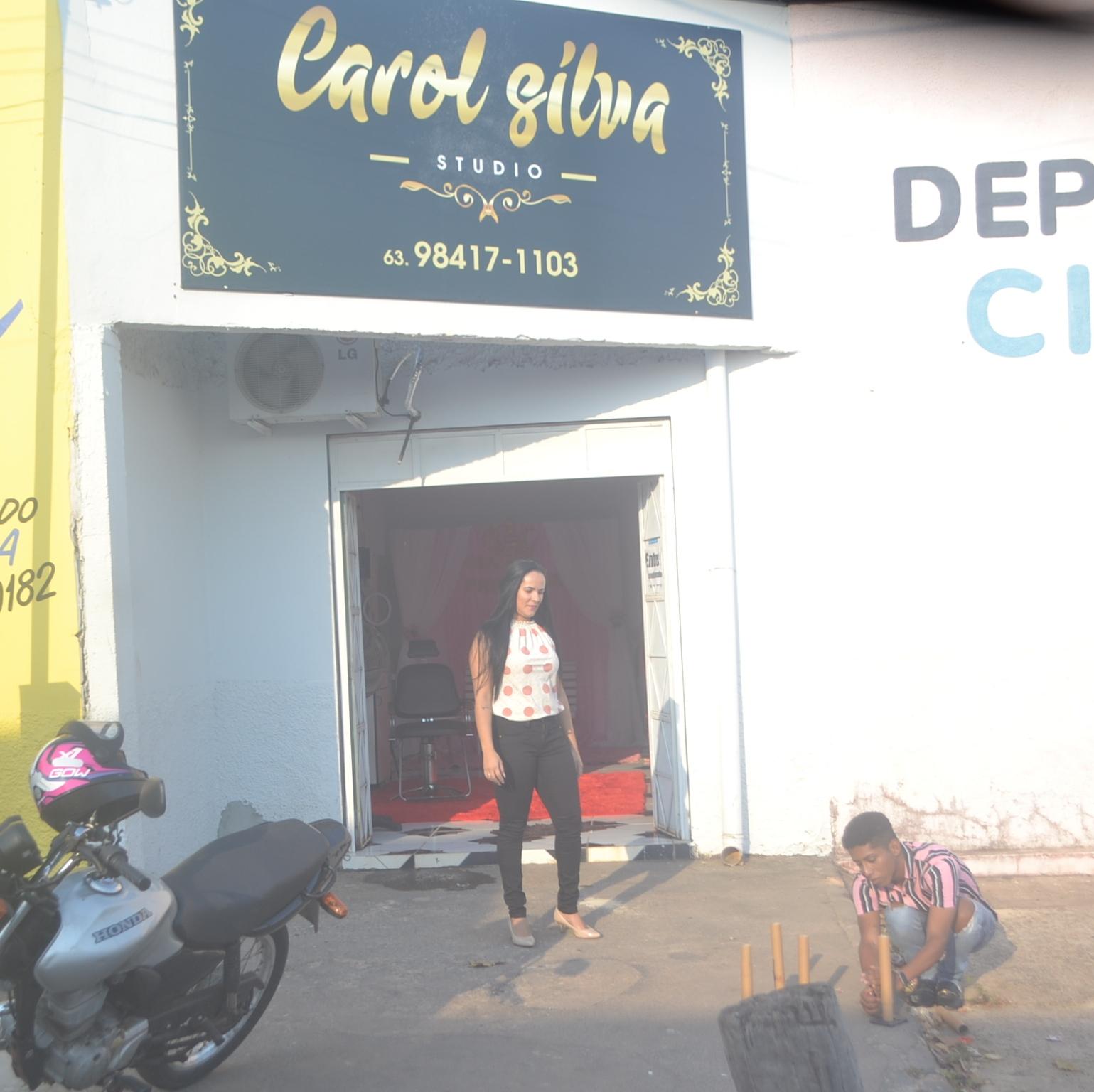 Empresária Carol Silva é a autora do projeto