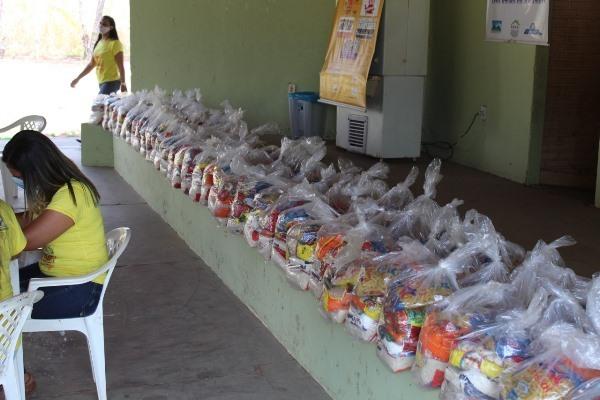 Segurança alimentar está garantida pelo poder público - Foto: Ascom/Divulgação