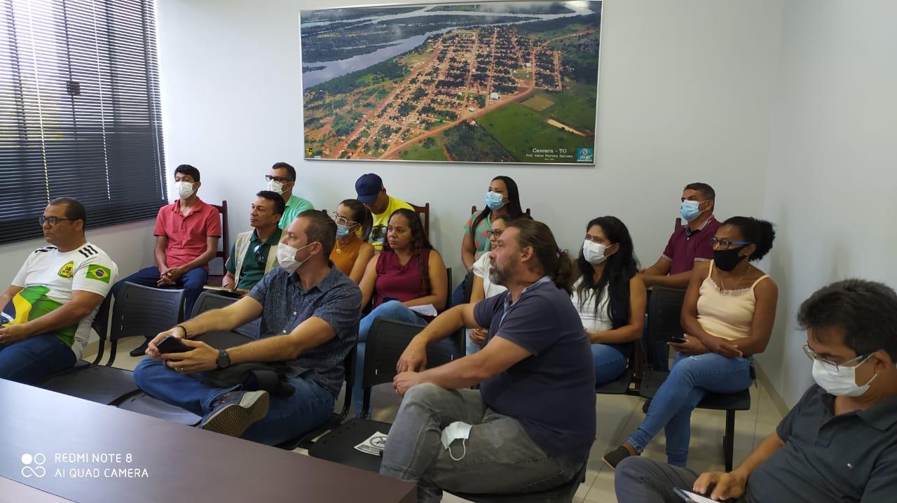Parlamentares e servidores do Executivo também participaram do evento - Foto: Ascom/Divulgação