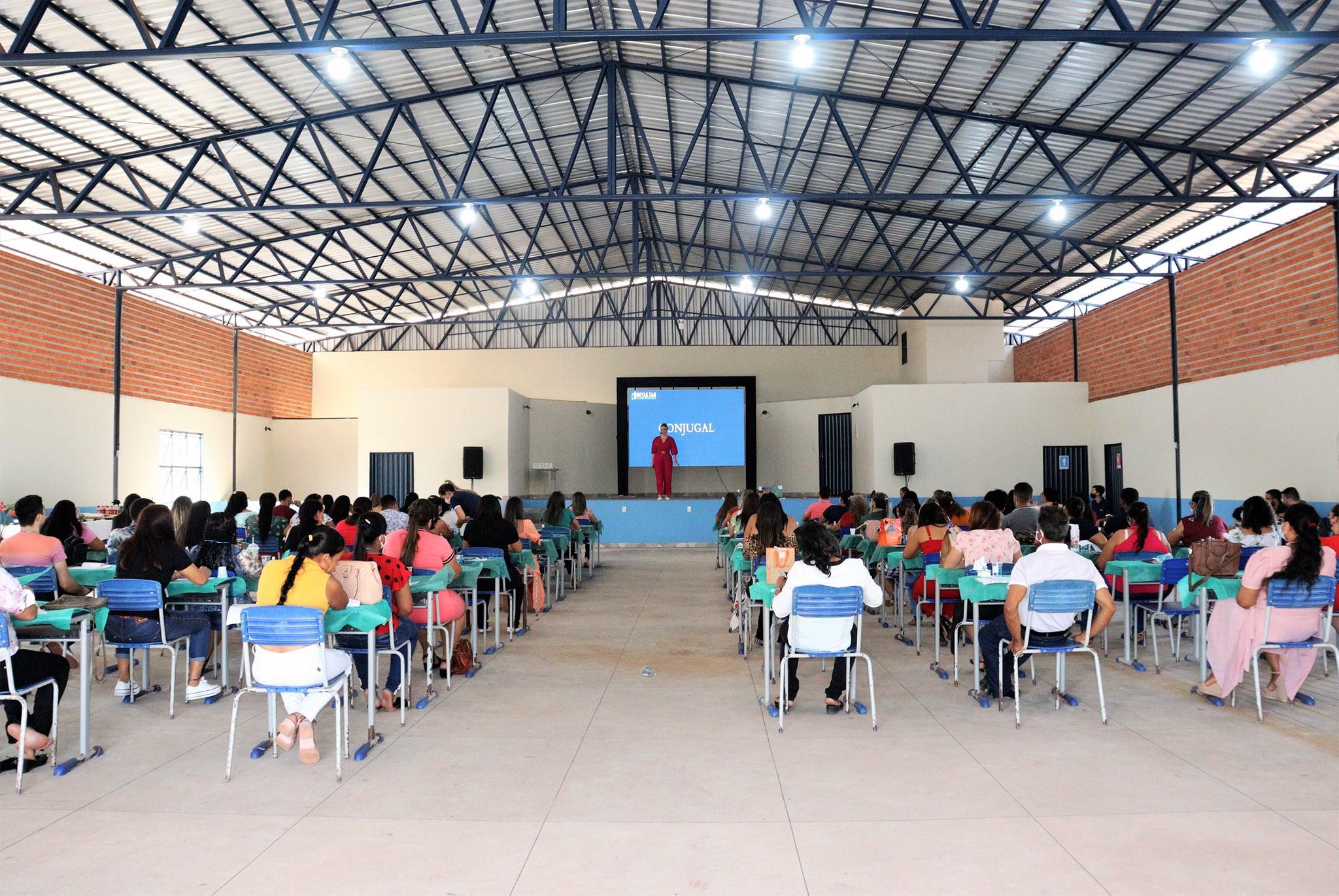 Cerca de 70 servidores participaram do curso - Foto: Dinamara Montelo/Ascom