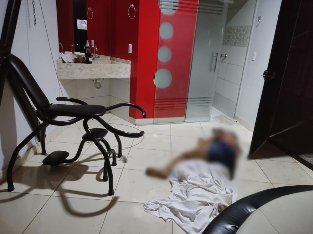 A vítima teria sido torturada antes de ser morta, o corpo foi encontrado por um funcionário do local – Foto: Reprodução/ Agência Tocantins