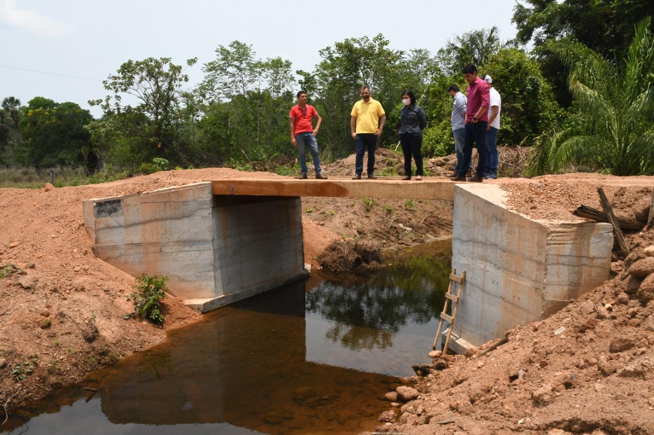 Celso citou melhorias na qualidade de vida da comunidade atendida pelas obras - Foto: Fernando Rios