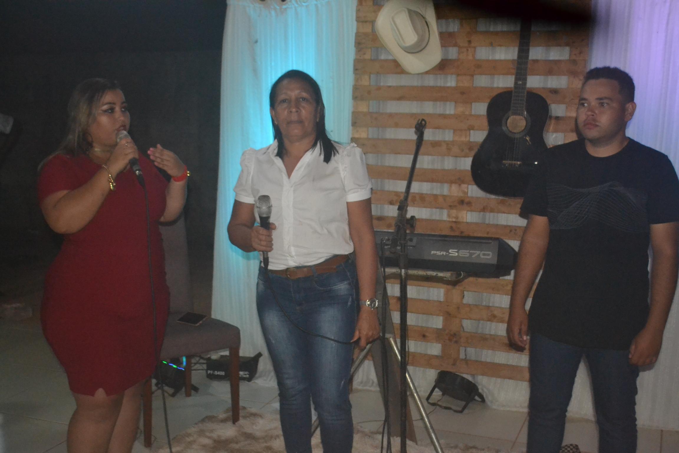 Vereadora Laurinda foi uma das parcerias do evento online - Foto: Edsom Gilmar
