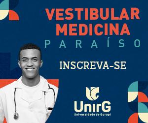 VERTIBULAR UNIRG - MEDICINA EM PARAÍSO