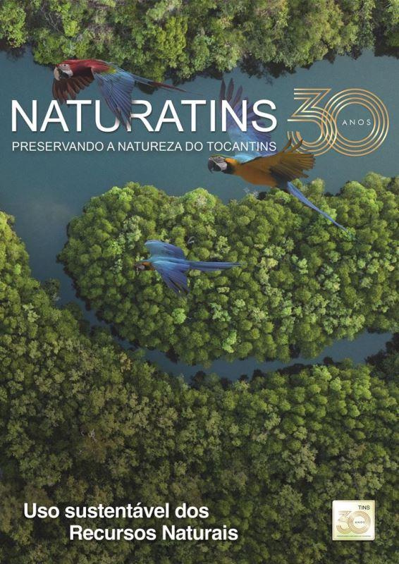Governo do Tocantins lança Revista Naturatins on-line na Agrotins