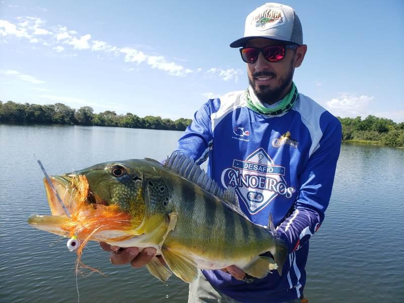 Agrotins 100% Digital apresenta evolução da pesca esportiva no Brasil e no Tocantins