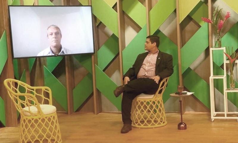 Embrapa destaca potencial do Tocantins na produção de maracujá durante live da Agrotins 2020 100% Digital