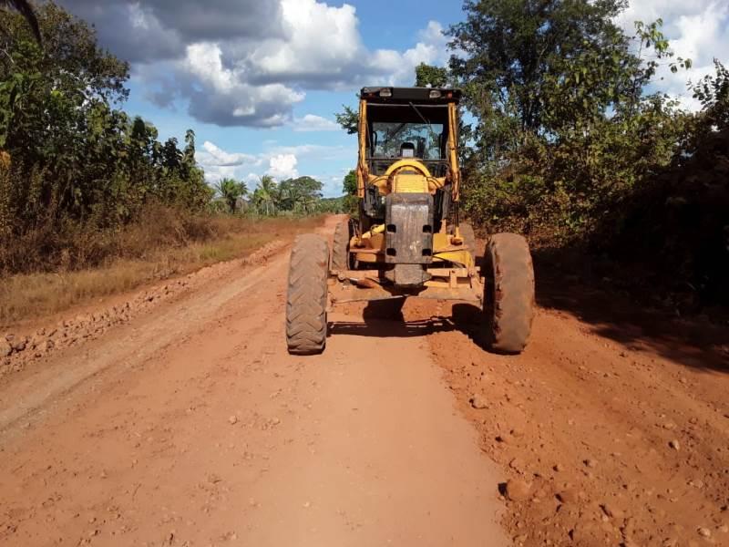 Previsão é de que os serviços sejam concluídos em até 20 dias – Foto: Divulgação/Governo do Tocantins