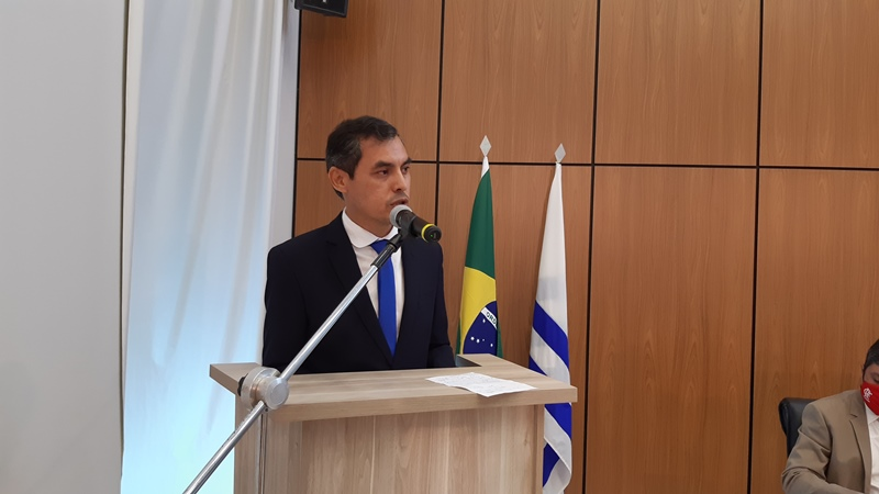 Erivelton comemora solicitação atendida pela Prefeitura com a criação do Comitê de Prevenção às Queimadas