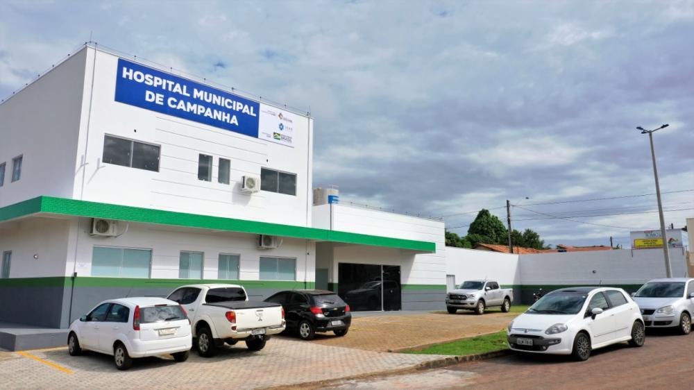 Araguaína contará com mais 38 leitos para tratamento da covid-19