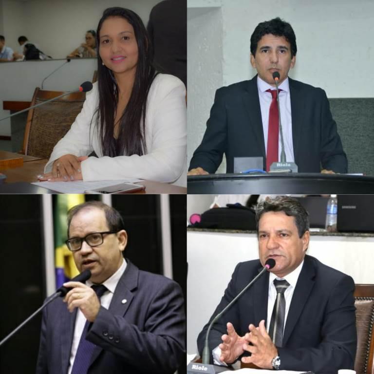 Pré-candidata, Vanda Monteiro discute aliança e desenvolvimento da capital com mais quatro partidos