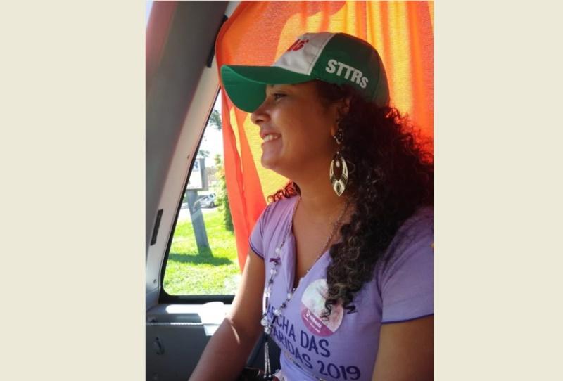 Cirlene é filha de agricultores, o que fez com que uma das suas prioridades como pré-candidata é a defesa da agricultura familiar - Foto: Divulgação