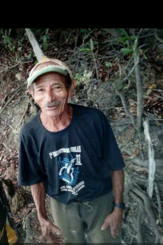 Seu Francisco morreu nesta sexta - feira (26) vitima de covid - 19 aos 76 anos - Foto: Prefeitura de Abreulândia - TO / Divulgação