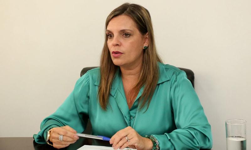 Deputada Cláudia Lélis (PV) - Foto: Divulgação/Assessoria