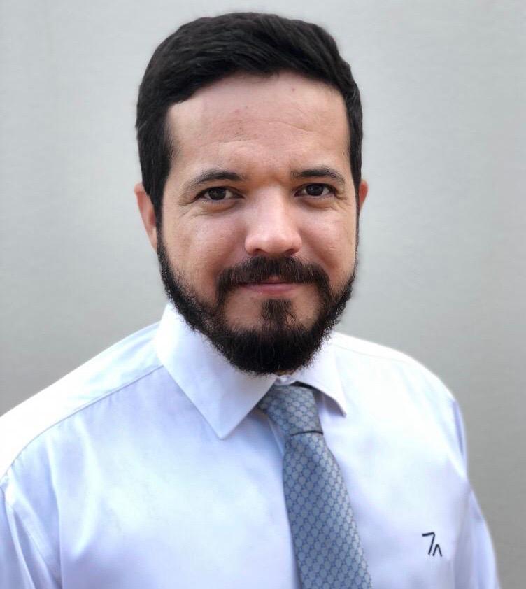 Analista Político, Marcos Milhomens - Foto: Arquivo pessoal