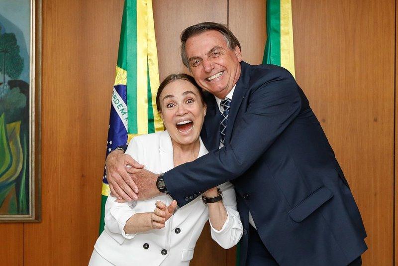 Regina Duarte deixa a Secretaria de Cultura - Foto: Reprodução