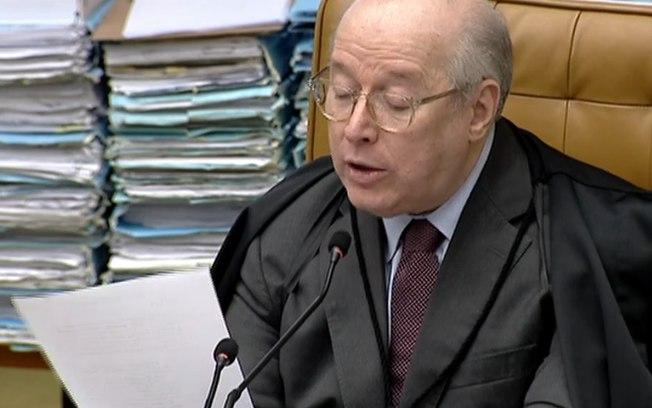 Celso de Mello deve decidir sobre vídeo até sexta (22) - Foto: Reprodução/TV Justiça