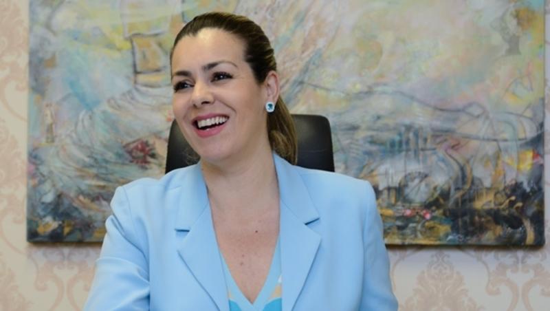 Prefeita Cinthia Caetano Ribeiro  - Foto: Reprodução/Agência Tocantins