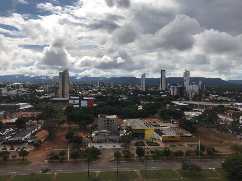 Total de casos confirmados de coronavírus chega a 373 em Palmas — Foto: João Guilherme Lobasz/G1