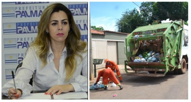 Prefeitura de Palmas volta atrás e desclassifica empresa que cobrou R$ 19.367.028 para prestar serviços de limpeza urbana na cidade