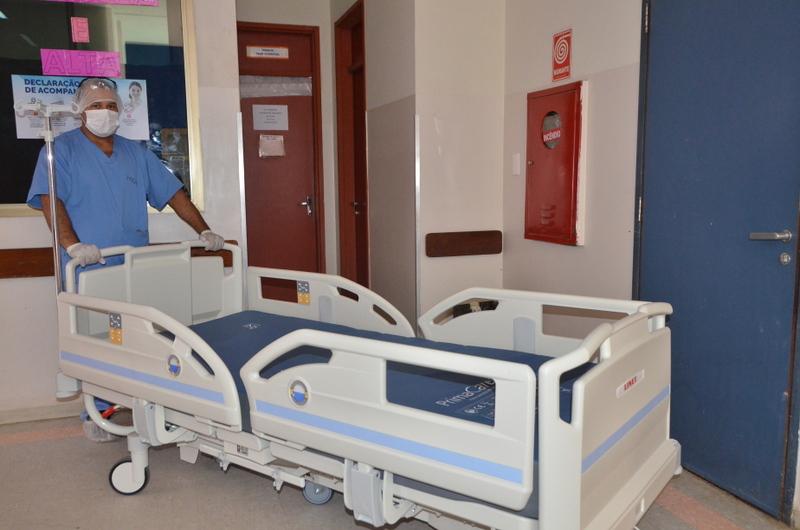 Governo do Tocantins entrega reforço de camas automatizadas para unidades Hospitalares