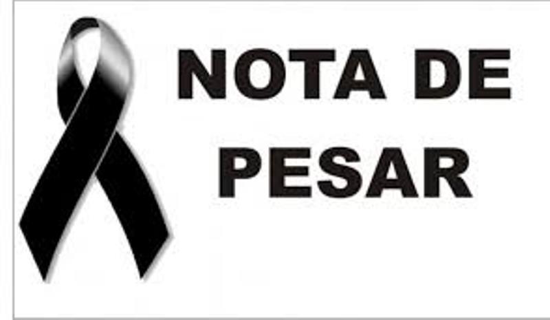 NOTA DE PESAR - Wesley Barbosa de Sousa