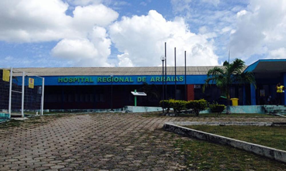 MPTO requer a instalação de aparelhos respiradores no Hospital Regional de Arraias